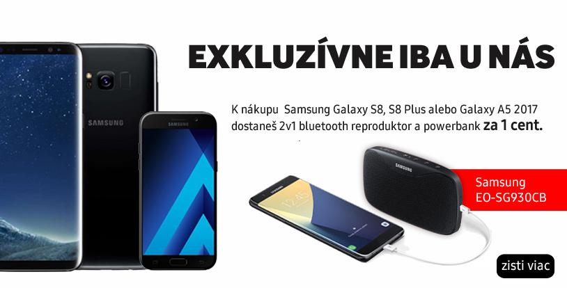 bluetoot reproduktor za 1 cent k S8/S8 Plus