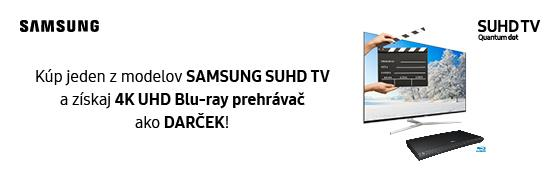 Samsung SUHD TV + 4K UHD BD player