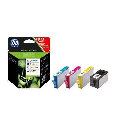 HP 920XL CMYK C2N92AE