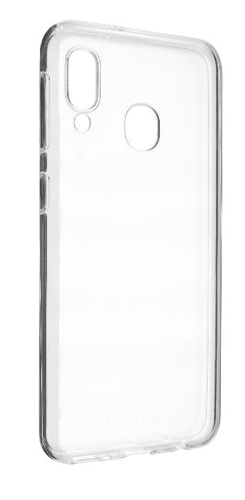 FIXED TPU gélové puzdro pre Galaxy A20e, číre FIXTCC-399