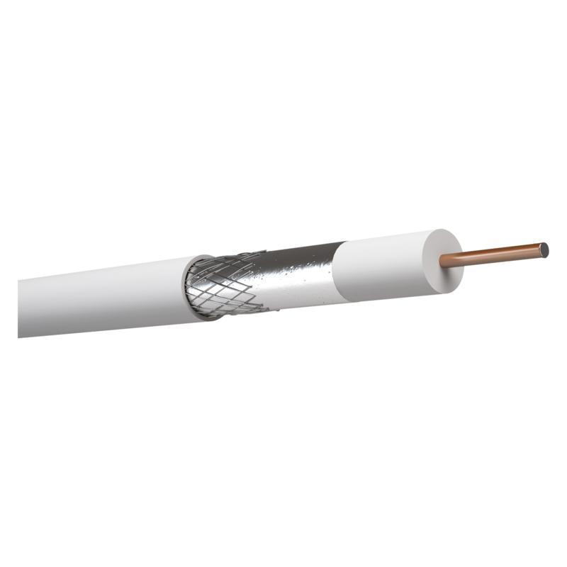 Emos Koaxiálny kábel CB130 10m - Koaxiálny kábel bez koncovky