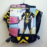 Casallia karneval Karnevalový kostým Ninja