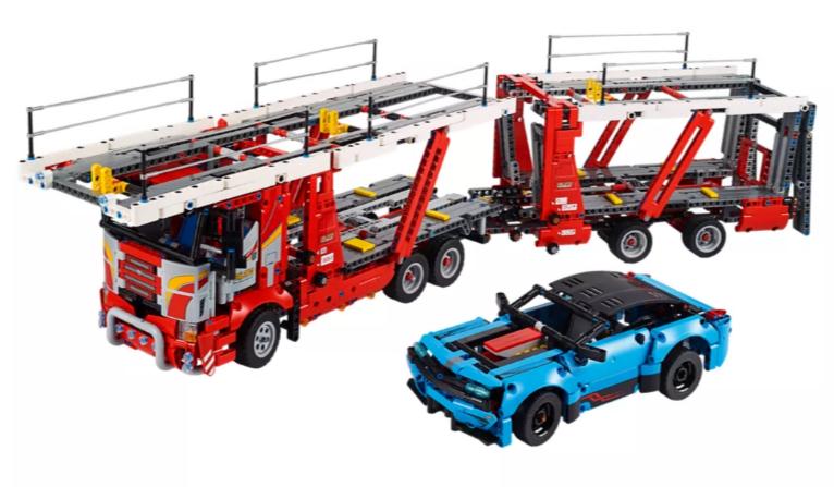 LEGO Technic Kamión na prepravu automobilov 42098