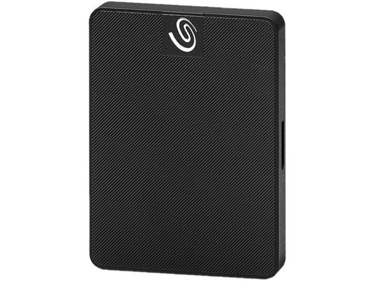 Seagate Expansion SSD 500GB black STJD500400