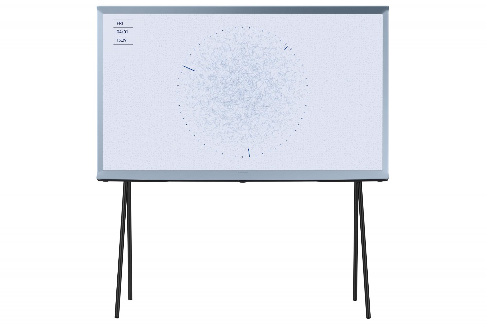 Samsung QE55LS01TB modrý  + 90 dní záruka vrátenia peňazí - QLED 4K TV monitor