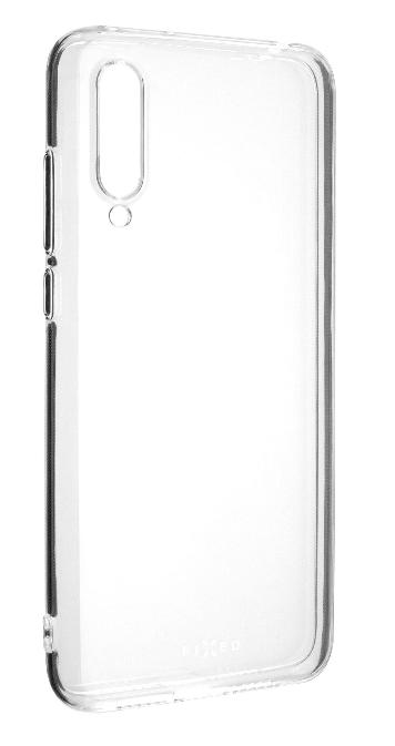 FIXED TPU gélové puzdro pre Xiaomi Mi9 Lite, číre FIXTCC-411