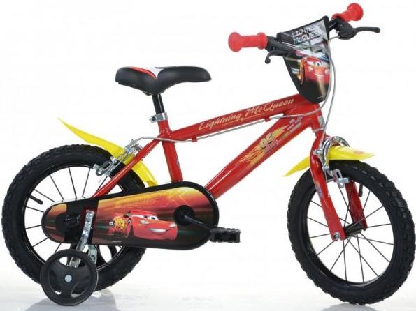 "DINO Bikes Detský bicykel 14"" CARS 3 414UCS3"