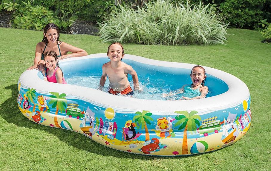 Intex Intex rodinný bazén - Bazén