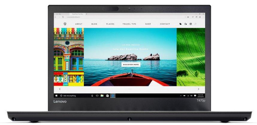 Lenovo ThinkPad T470p 20J6001AXS