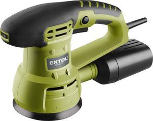 EXTOL 407202 Brúska excentrická, 430 W