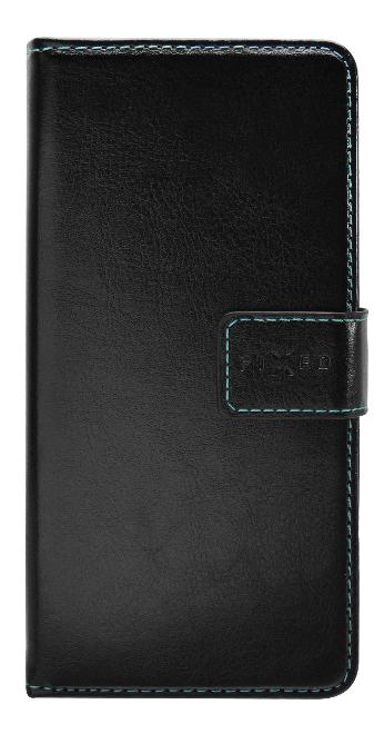 FIXED Opus Pouzdro typu kniha pre iPhone 11, čierne FIXOP-428-BK