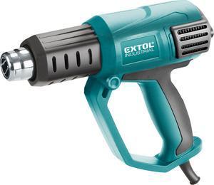EXTOL 8794800 Teplovzdušná pištoľ 2000 W, LCD