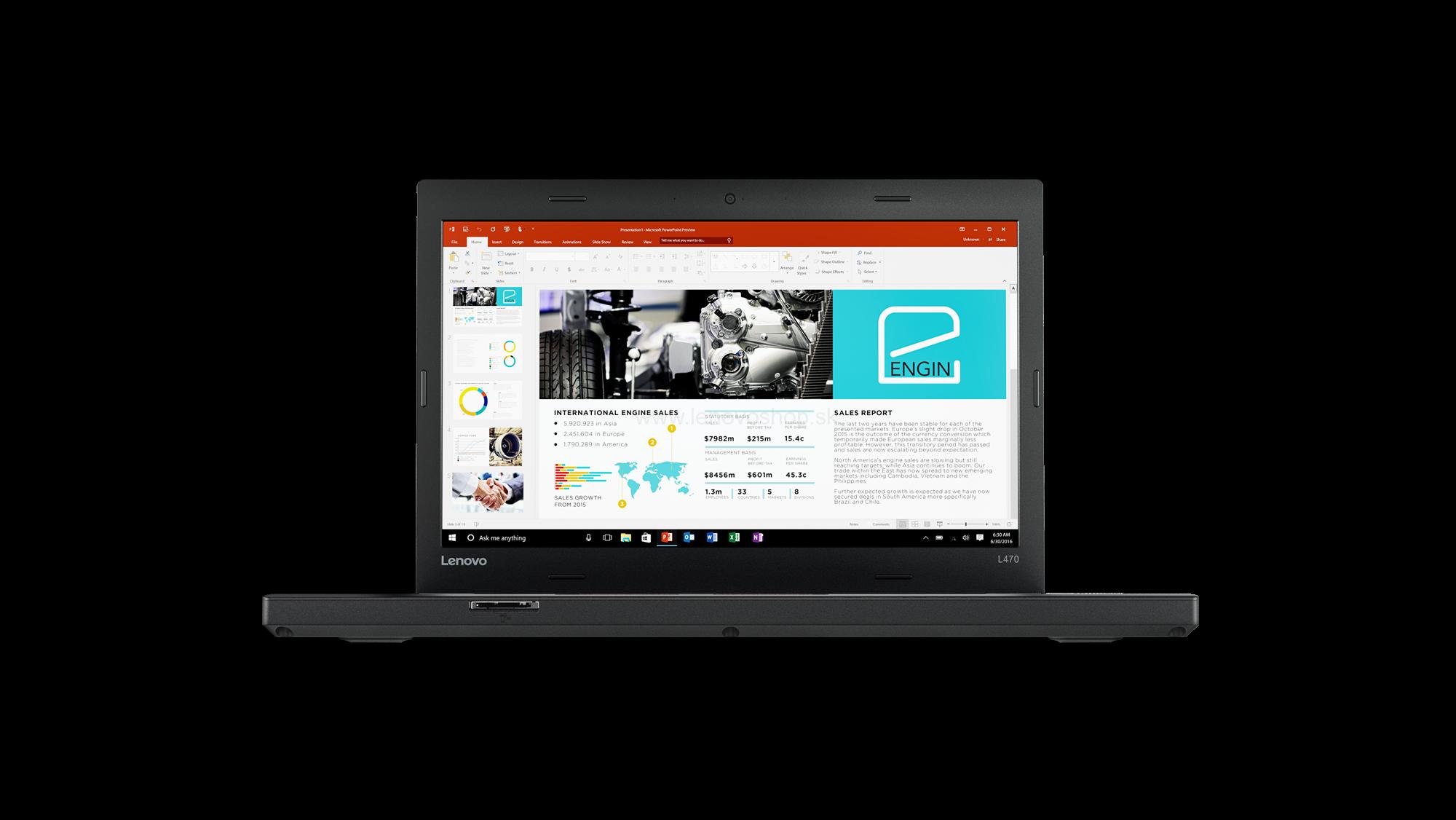Lenovo ThinkPad L470 20J4000NXS
