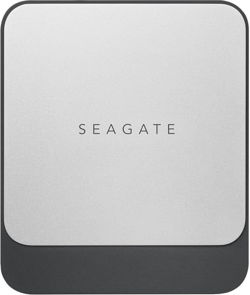 Seagate Fast SSD 500GB silver STCM500401