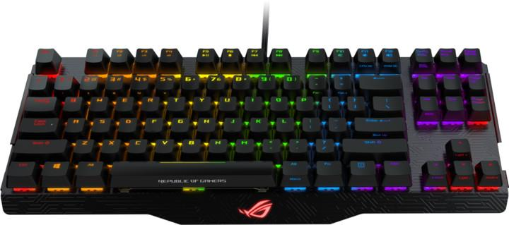 Asus ROG Claymore Core RED/CHERRY/US 90MP00I0-B0EA00