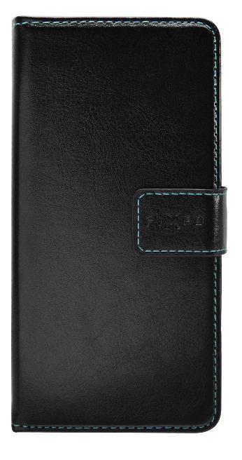 FIXED Opus Pouzdro typu kniha pre iPhone 11 Pro, čierne FIXOP-426-BK