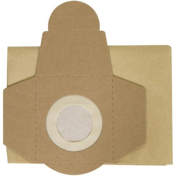 GUDE 17009 Papierové filtračné vrecko k vysávaču 30L, 5 ks