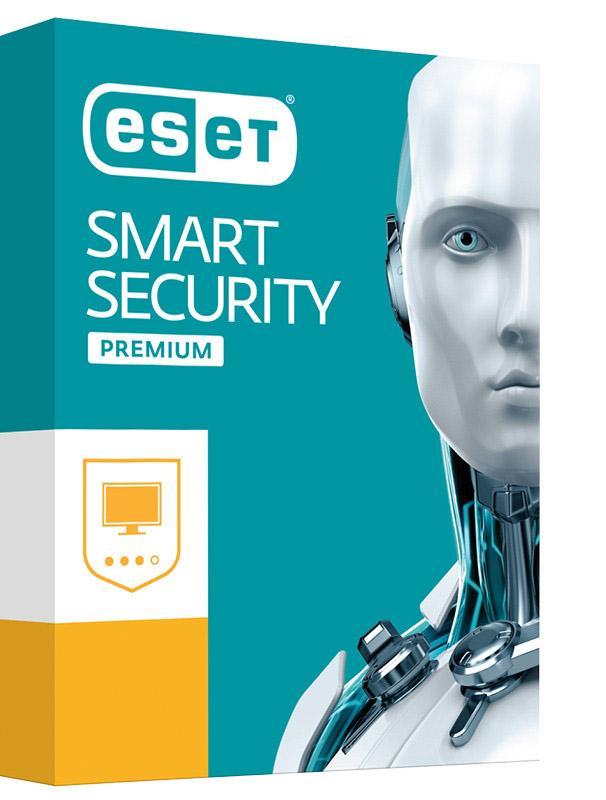 ESET Smart Security Premium 2PC + 1rok