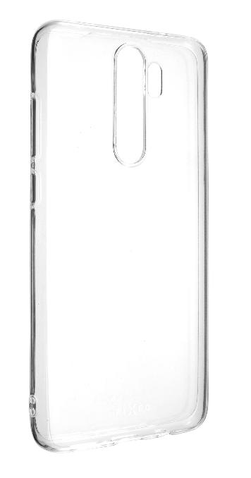 FIXED TPU gélové puzdro pre Redmi Note 8 Pro, číre FIXTCC-463