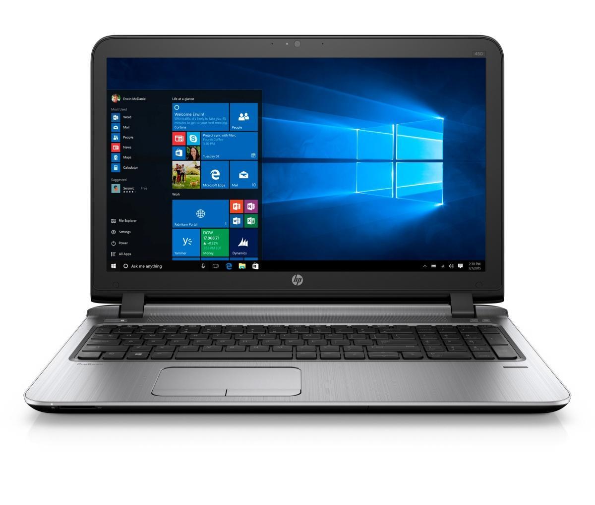 HP ProBook 450 G3 W4P20ES
