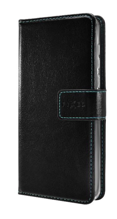 FIXED Opus Pouzdro typu kniha pre Xiaomi Mi9 Lite, čierne FIXOP-411-BK