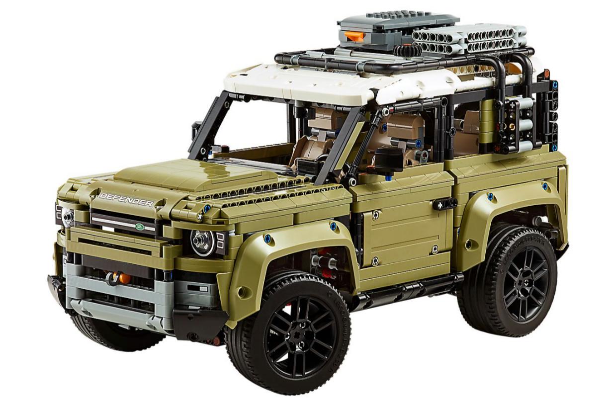 LEGO Technic Technic 42110 RC Land Rover Defender 42110