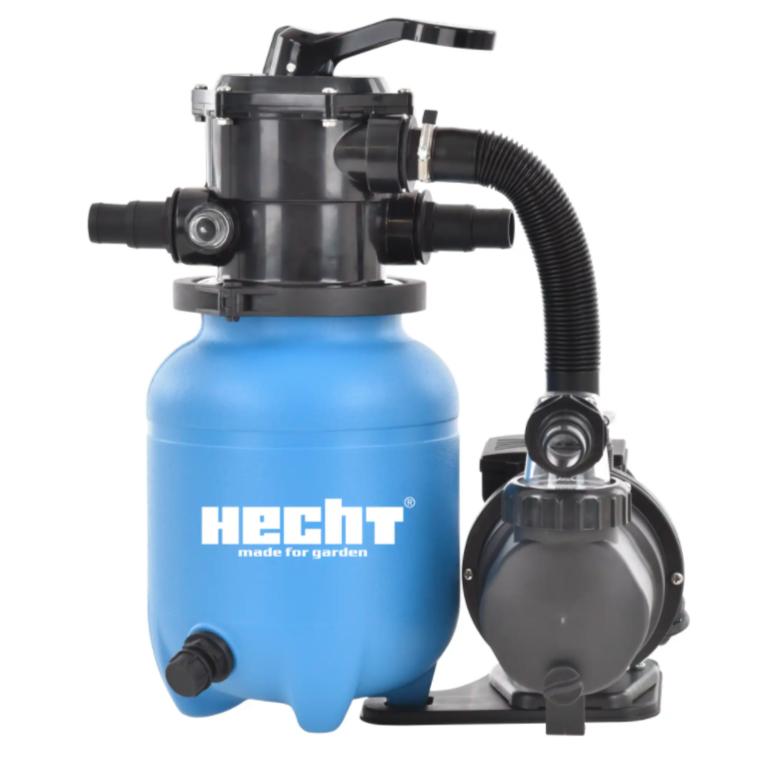Hecht Piesková filtrácia - HECHT 302111 - Filtrácia
