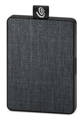 Seagate One Touch SSD 500GB black STJE500400