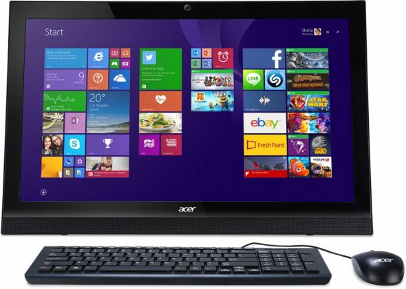 Acer Aspire AZ1-623 - All-in-one počítač