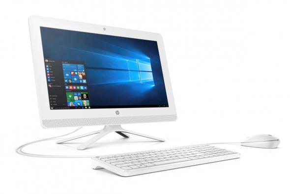 HP Pavilion 22-b031nc - All-in-one PC Biely