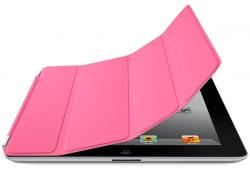 Apple iPad Smart Cover - Polyurethane - Pink