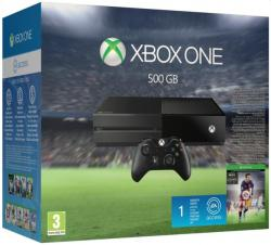Microsoft XBOX ONE 500GB + FIFA16