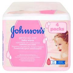 Johnson's b wipes Cleansing