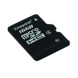 Kingston MicroSD(HC) 16 GB Class 4