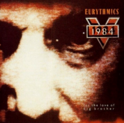 EURYTHMICS - 1984 FOR THE LOVE O CD