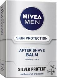 Nivea MEN After Shave Balm Silver Protect 100ml