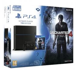 Sony PlayStation 4 1TB Uncharted 4 Thiefs End