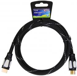 Emos HDMI 1,5 m nylon ECO 1.4