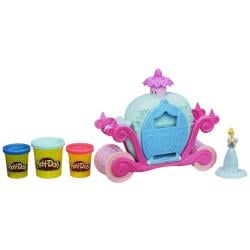 Hasbro PlayDoh Disney Princess kočiar