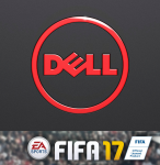 Hra FIFA 17 za 1 cent k Notebookom DELL Inspiron 7566