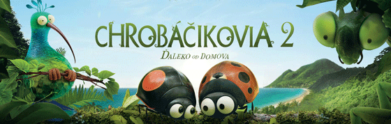 DVD - Chrobacikovia 2
