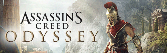 ALL hry - Assassin's Creed Odyssey