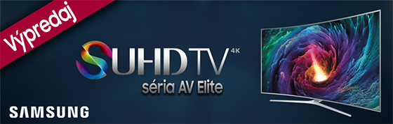 VÝPREDAJ SAMSUNG TV AV ELITE