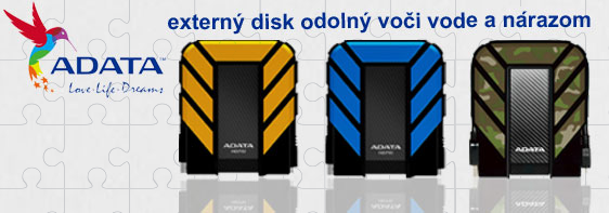 A-DATA HD710 modrý