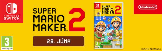 Switch Mario Maker 2