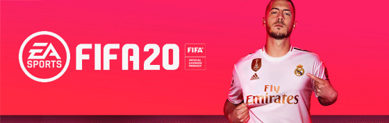 ALL hry - fifa 20
