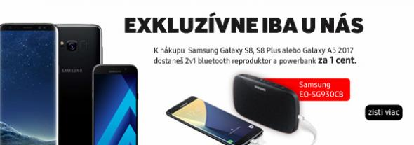 bluetooth reproduktor za 1 cent k S8/S8 Plus