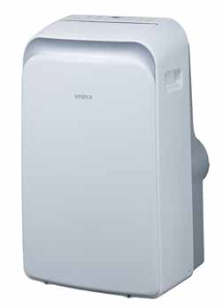 VIVAX ACP12PT35AEH - HIT LETA - Mobilná klimatizácia