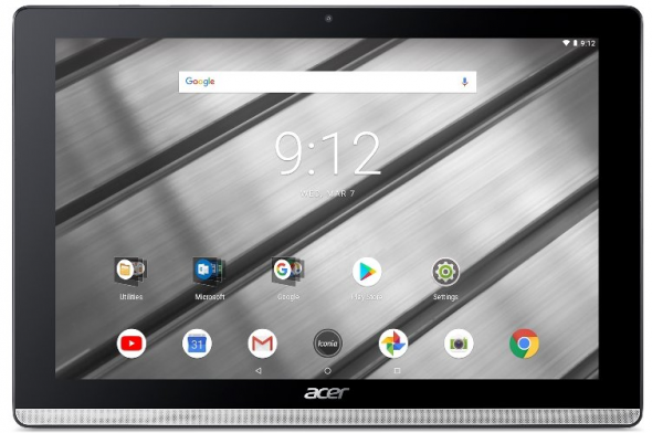 "Acer Iconia One 10 FHD Metal - 10,1"" Tablet"
