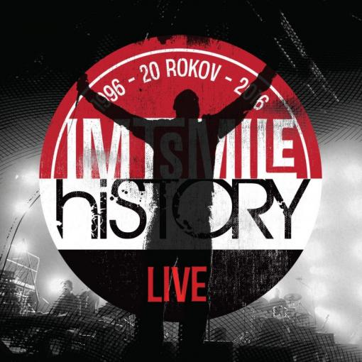 I.M.T. Smile: History LIVE (2CD) - audio CD